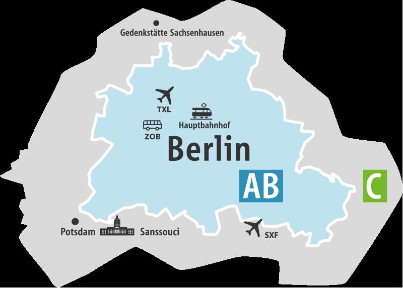 openbaar vervoer in berlijn. Black Bedroom Furniture Sets. Home Design Ideas