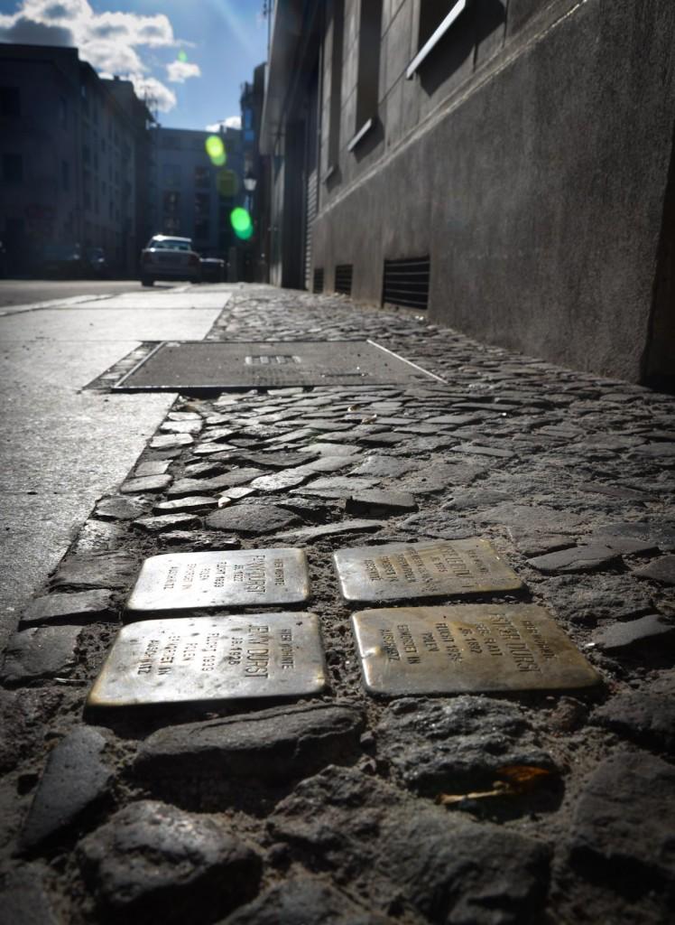 Stolpersteine Berlijn-11