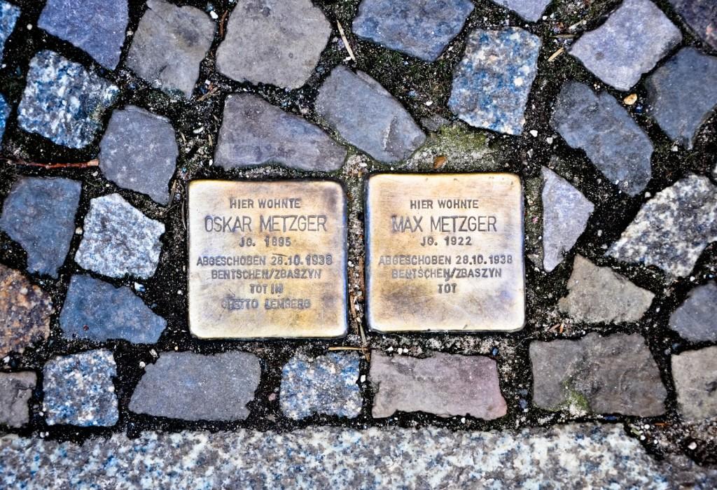Stolpersteine Berlijn-29