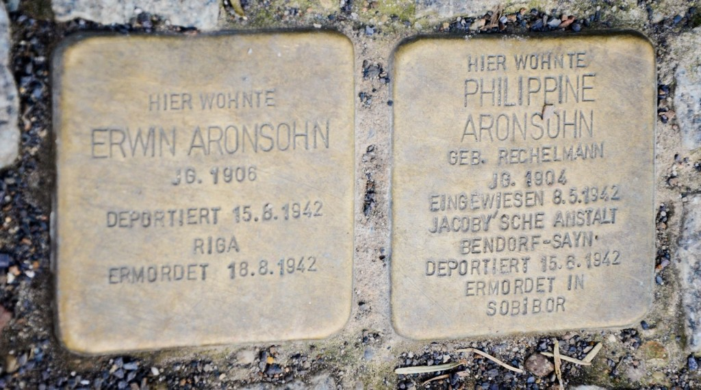 Stolpersteine Berlijn-43