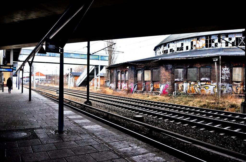 Güterbahnhof Pankow Urbex-1