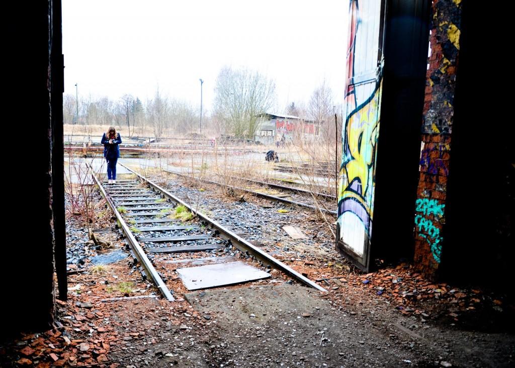 Güterbahnhof Pankow Urbex-36