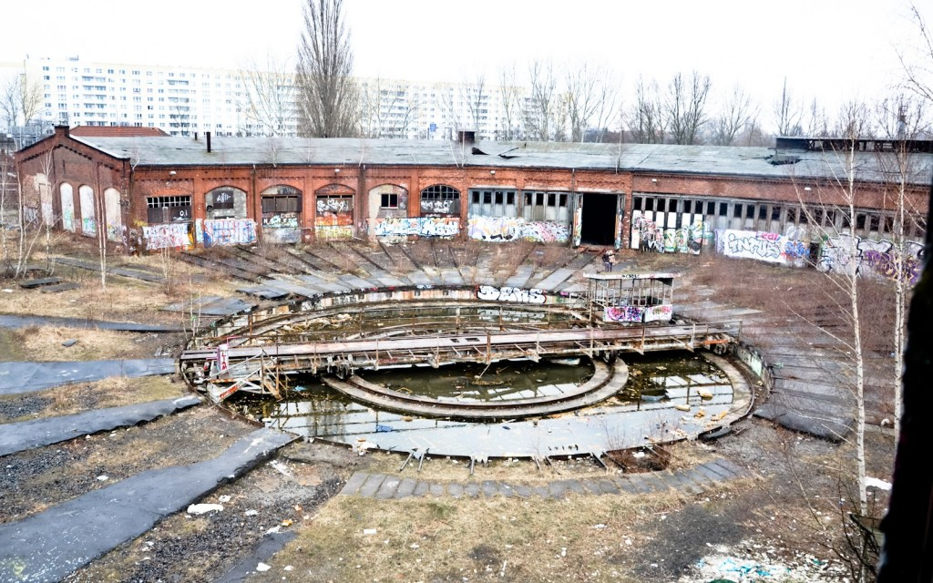 Güterbahnhof Pankow Urbex-44