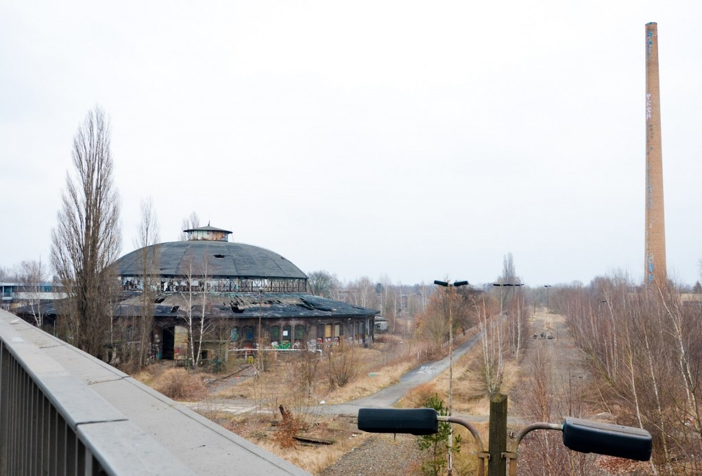 Güterbahnhof Pankow Urbex-7