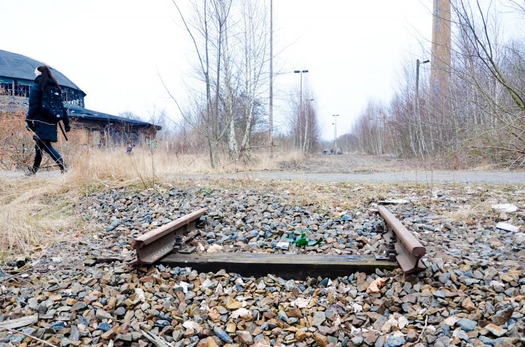 Güterbahnhof Pankow Urbex-8