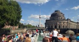 Een rondvaart door Berlijn