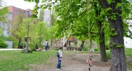 Krausnickpark – Een oase van rust in Mitte