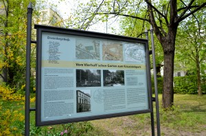 Krausnickpark Berlijn