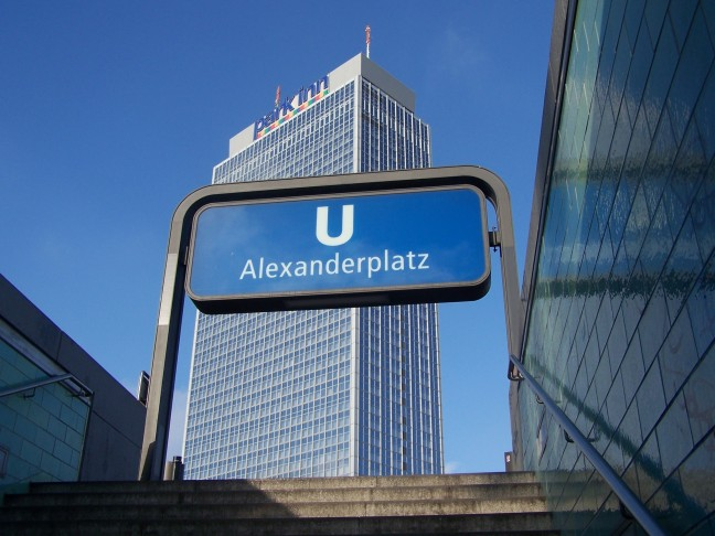 Park inn Hotel Alexanderplatz Berlijn