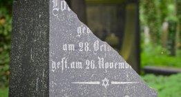 Joodse begraafplaats in Prenzlauer Berg