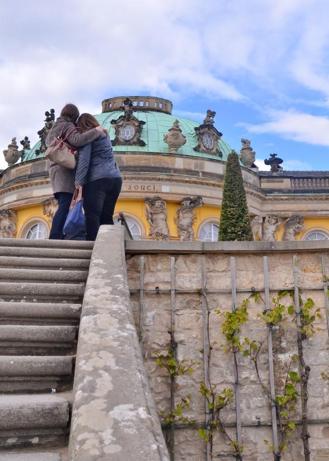 Schloss Sanssouci Potsdam-3