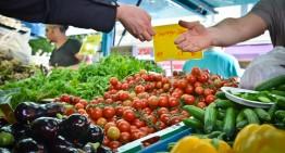 Turkse markt op de Maybachufer