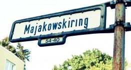 De Majakowskiring – Klein DDR in Pankow