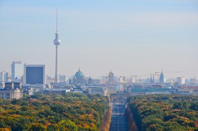 Siegessaule Berlijn-8