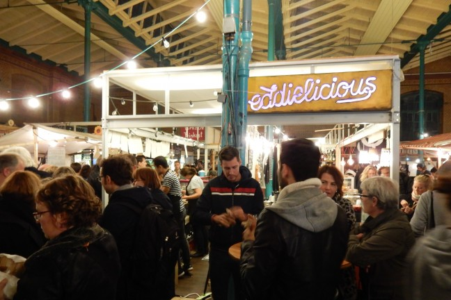streetfood thursday markthalle IX Berlijn-12