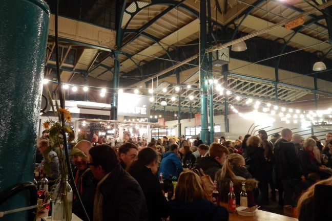 streetfood thursday markthalle IX Berlijn-14