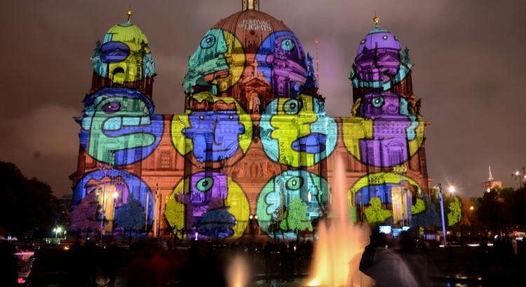 Festival of Lights Berlijn 2015-79