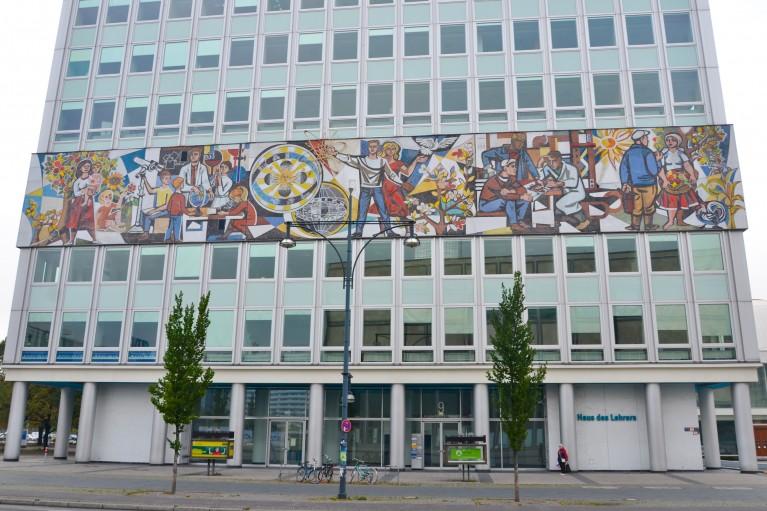 Haus des Lehrers Berlijn
