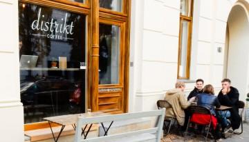 Distrikt Coffee – een koffiepareltje in Mitte