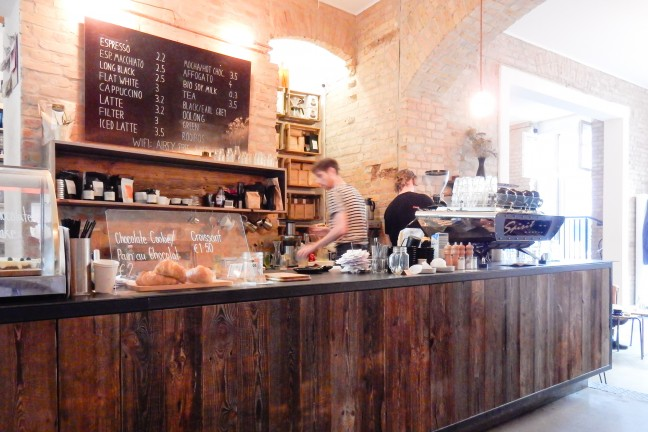 Distrikt Coffee Berlijn-7