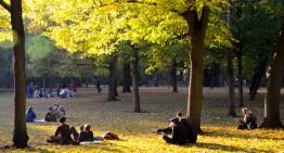 Volkspark Friedrichshain – Park met twee bergen
