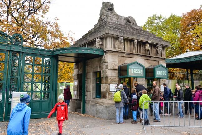 Dierentuin Berlijn - Zoologischer Garten-2