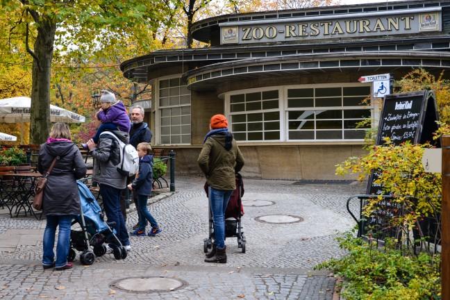 Dierentuin Berlijn - Zoologischer Garten-39
