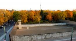 Gedenkstätte Berliner Mauer – de muur bij Bernauer Strasse