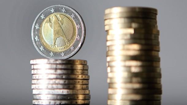 Twee-euro-muntgeld