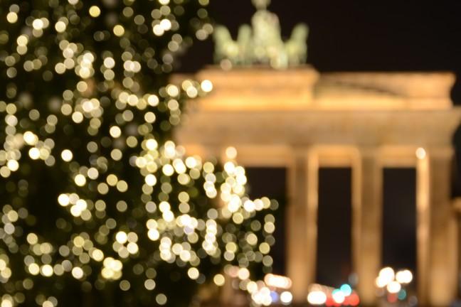 2015-WattedoeninBerlijn - Brandenburger Tor Kerstboom-7