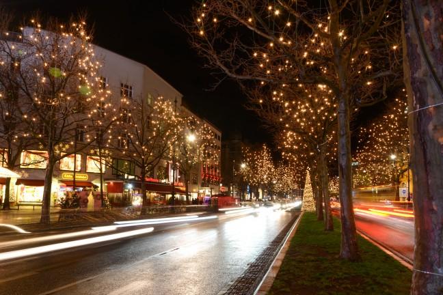 2015-WattedoeninBerlijn - Kerstlichtjes Kurfurstendamm Berlijn-2