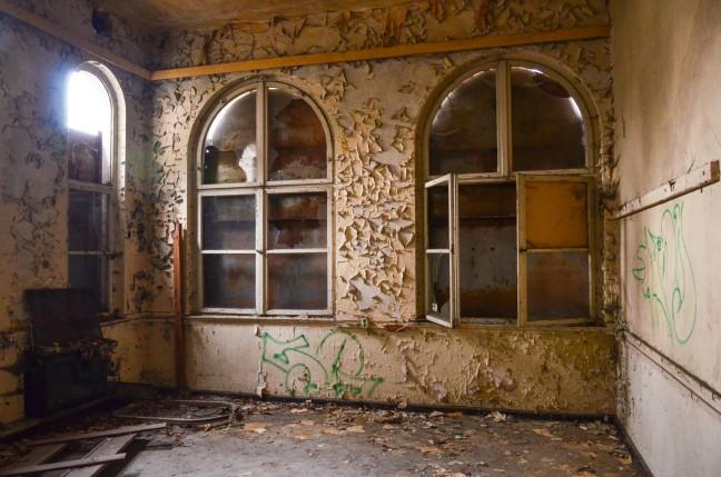 Ballhaus Grunau - Urbexen in Berlijn-11