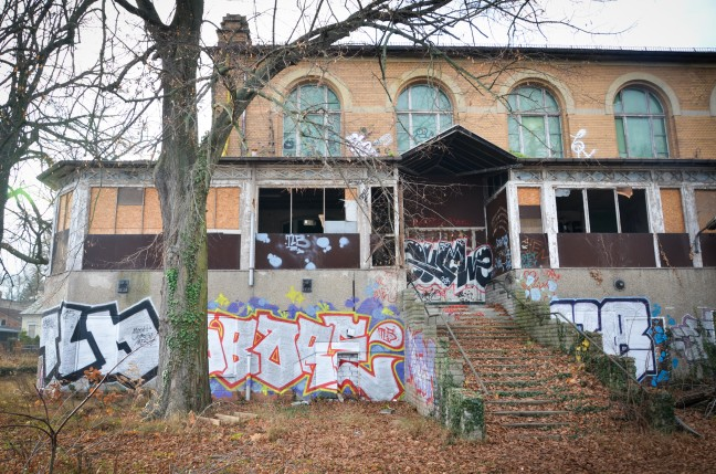 Ballhaus Grunau - Urbexen in Berlijn-49