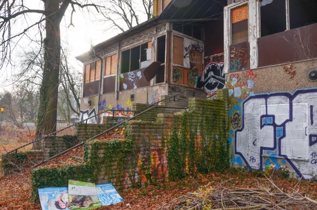 Ballhaus Grunau - Urbexen in Berlijn-5