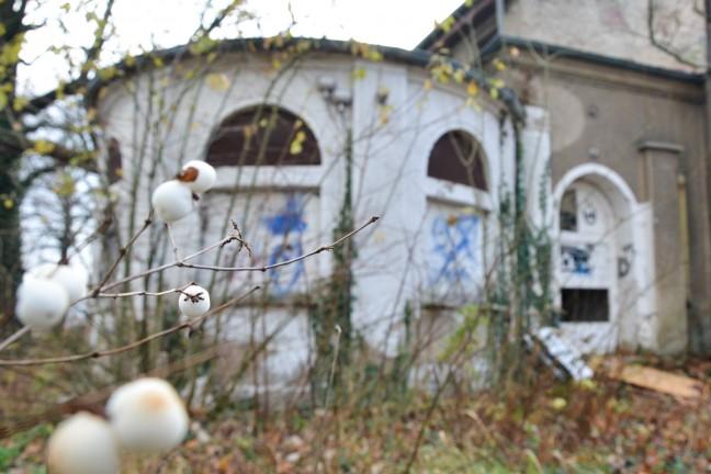 Ballhaus Grunau - Urbexen in Berlijn-54