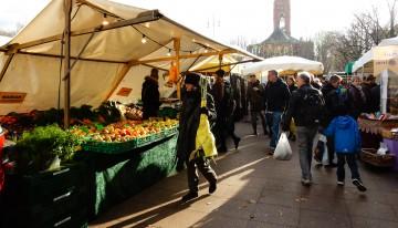 Tip: Weekmarkt op de Winterfeldtplatz