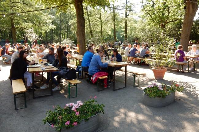 Cafe am Neuen See - Biergartens in Berlijn -4
