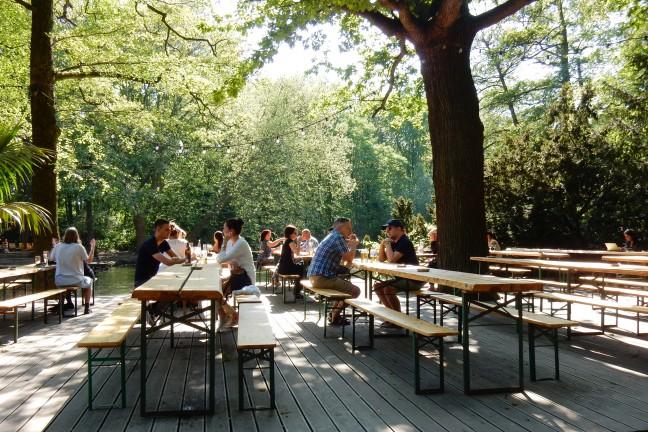 Cafe am Neuen See - Biergartens in Berlijn -5