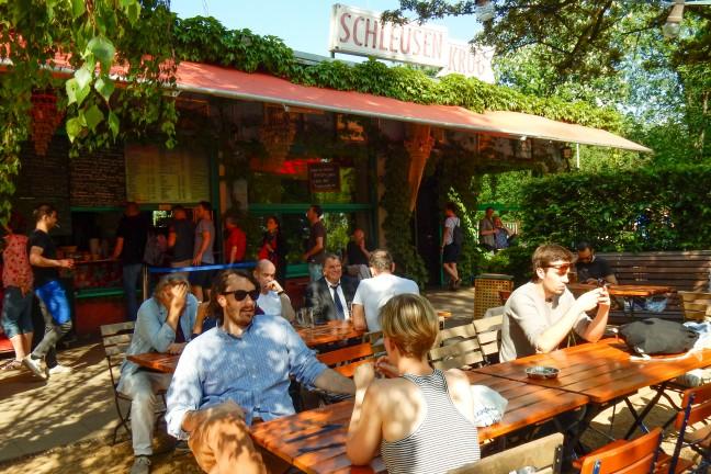 Schleusenkrug - Biergartens in Berlijn -10