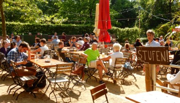 Zeven favoriete biergartens in Berlijn