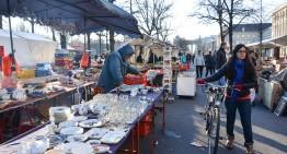 Vlooienmarkt Strasse des 17 Juni