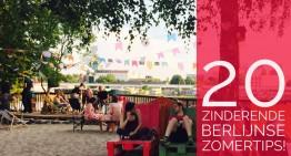 Zomer in Berlijn – 20 zinderende zomertips!