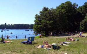 Flakensee-Badestelle