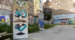 Foto-impressie: Street art bij (voormalig) Neu West Berlin