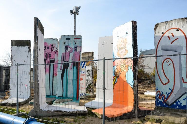 Rondleiding Berlijnse muur met een Nederlandse gids