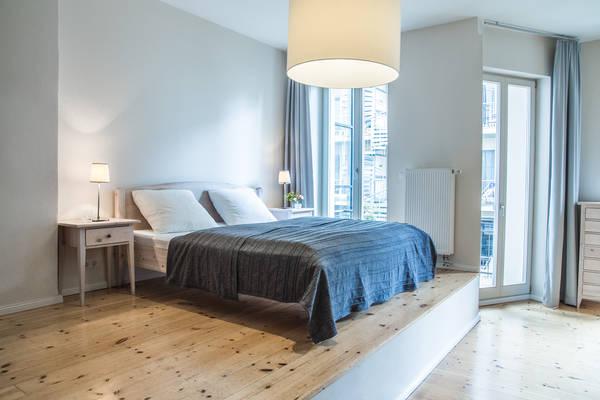 Appartement in Berlijn van Schoenhouse apartments in Prenzlauer Berg