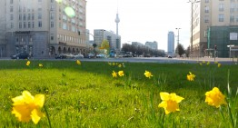 Vijf toptips voor Berlijn in de lente – Gastblog  uit 2017 voor watzijzegt.com