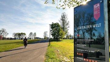 IGA Berlin – Internationale tuin- en landschapstentoonstelling in Berlijn