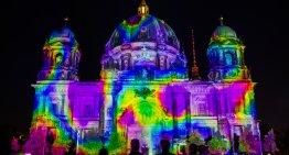 Foto-impressie: Lichtfestival in Berlijn 2017