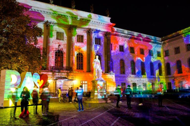 2020 lights berlin festival of Fiestas de
